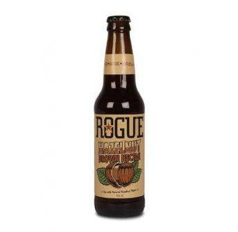 Rogue Hazelnut Brown Nectar 24x355ml NRB