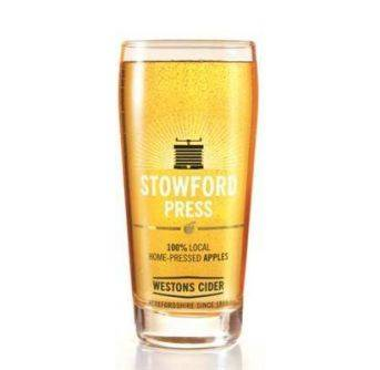Glas Westons Stowford Pres 12x1pint