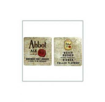 POS Abbot Ale ølbrikker