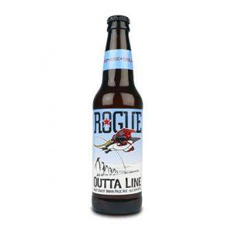 Rogue Outta Line IPA 24x355ml NRB