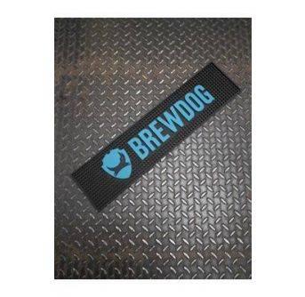 POS Brewdog rubber drip mat