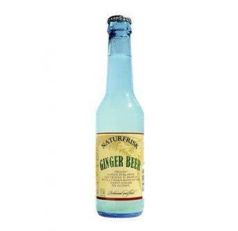 Naturfrisk Økologisk Ginger Beer 20x275ml