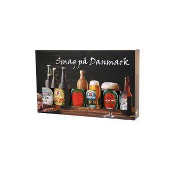 Smag på DK Jul (4 pr kolli)