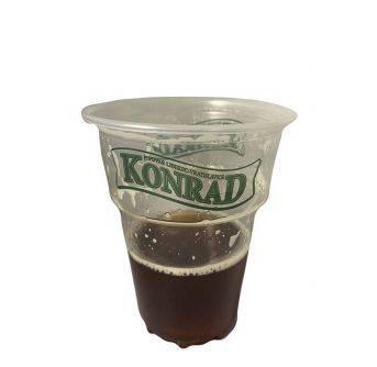 Plast Konrad 0,4 - 50 stk